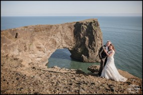 Iceland Wedding Photographer Dyrholaey Cliffs 7