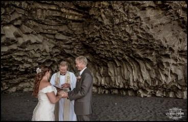 Iceland Wedding Photographer Vik Beach Wedding