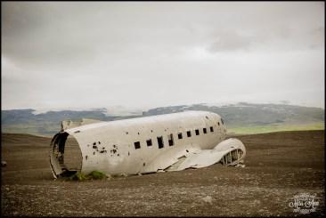 Iceland Crashed Airplane-3
