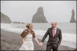 Iceland Wedding Photography VIK BEACH