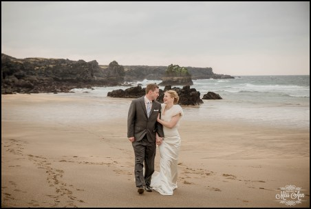 Iceland Wedding Skardsvik Beach 4