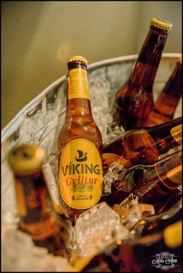 Iceland Wedding Reception Viking Beer