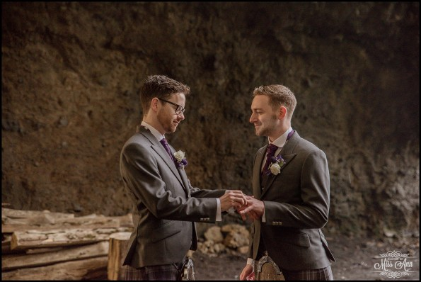 Same Sex Wedding Ceremony Iceland