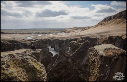 Iceland Canyon Wedding