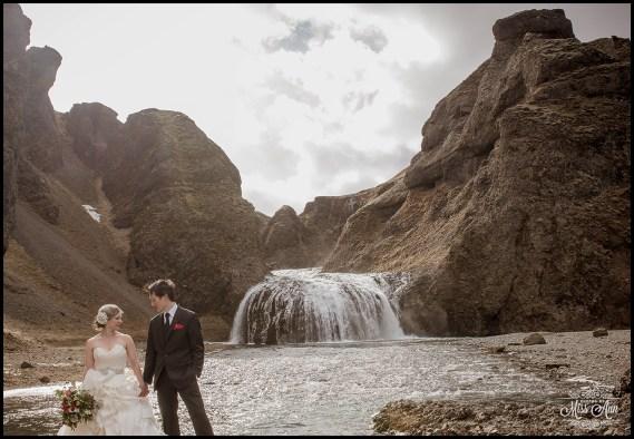 Iceland Weddings Photos by Miss Ann