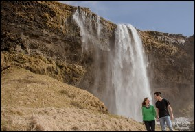 Seljalandsfoss Waterfall E-Session
