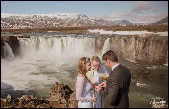 Godafoss Waterfall Iceland Wedding Photographer-5