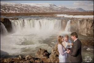 Godafoss Waterfall Iceland Wedding Photographer-6