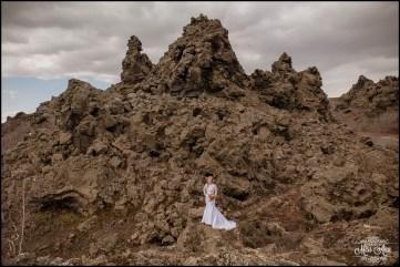 Iceland Wedding Photographer Dimmuborgir Lava Fields-2