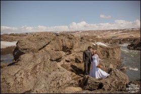 Iceland Wedding Photographer Godafoss Waterfall-19