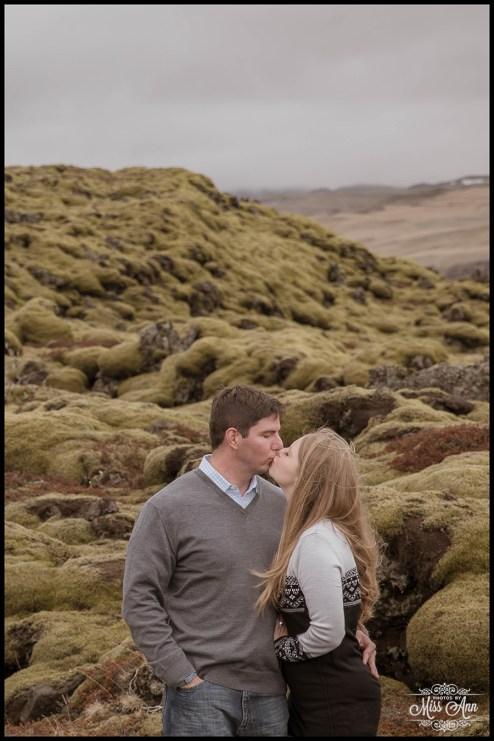 Iceland Post Wedding Session