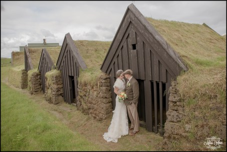 Iceland Wedding Keldur Sod Farm