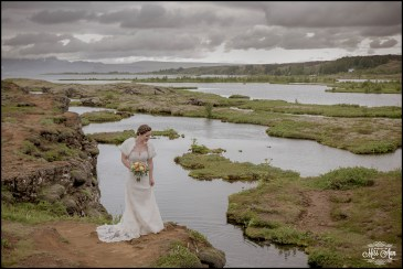 Silfra Wedding Iceland