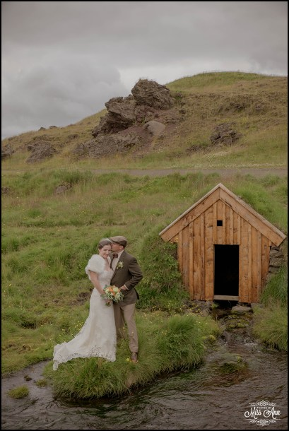 Sod Farm Wedding in Iceland