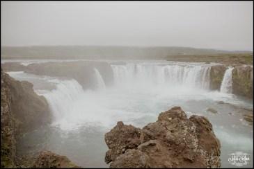 Godafoss Waterfall Wedding