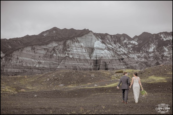 Iceland Glacier Wedding-2