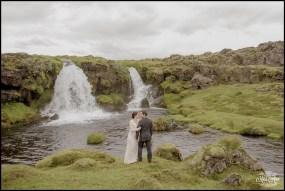 Iceland Waterfall Wedding Photographer-10