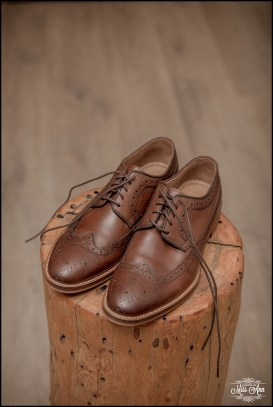 Iceland Wedding Grooms Shoes