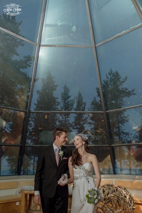 Finland Destination Wedding Igloo Hotel Photos by Miss Ann-30