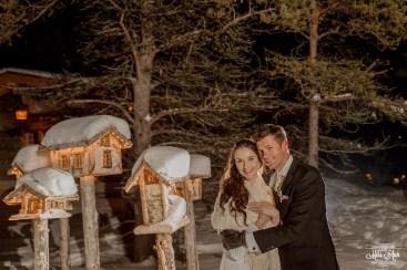 Finland Igloo Hotel Wedding Photos