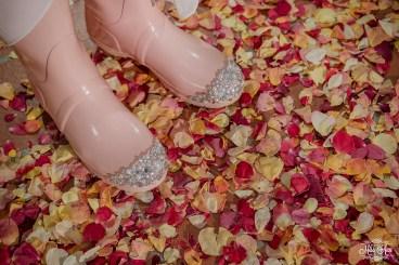 Flyboy Naturals Wedding Petals