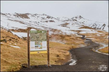 Best Iceland Hot Spring Reykjadalur River - Iceland Wedding Planner