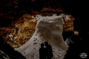 Iceland Cave Wedding - Photos by Miss Ann