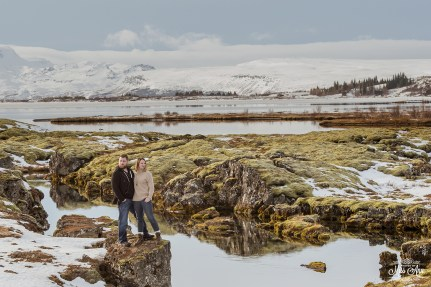 Tectonic Plates Wedding Iceland - Photos by Miss Ann