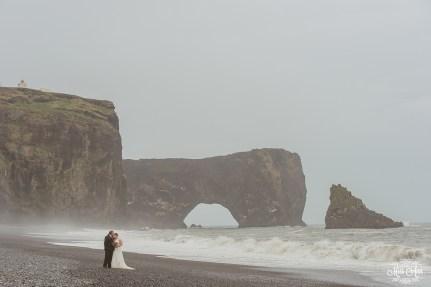 Iceland Beach Wedding Photographer-Photos by Miss Ann