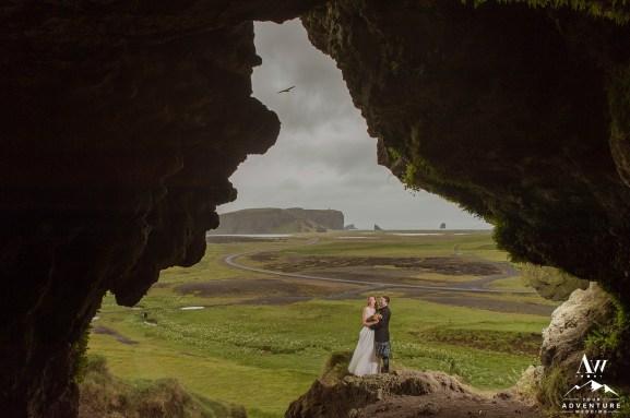 Iceland Cave Wedding - Your Adventure Wedding