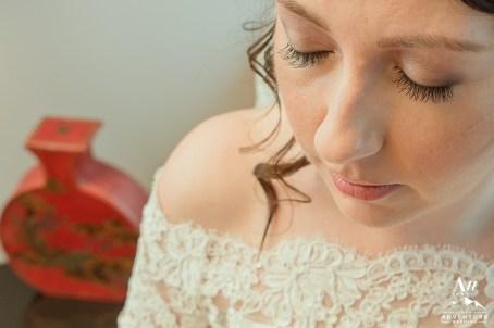 Iceland Wedding - Bride Details