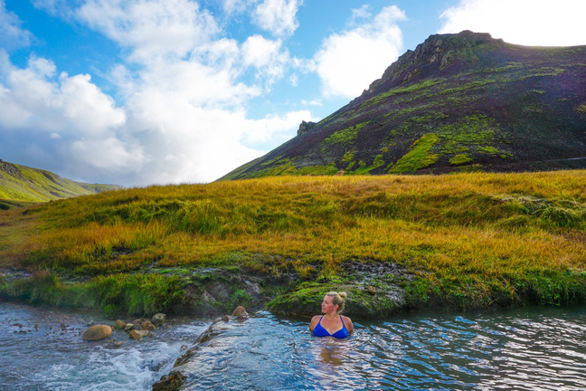 8 Reasons Why You Need to Hike Reykjadalur Hot Springs