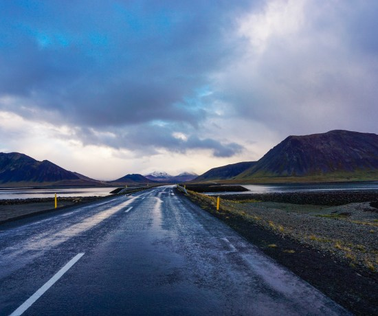 Always check the road conditions before traveling in Iceland! // Everything you need to know about renting a car in Iceland
