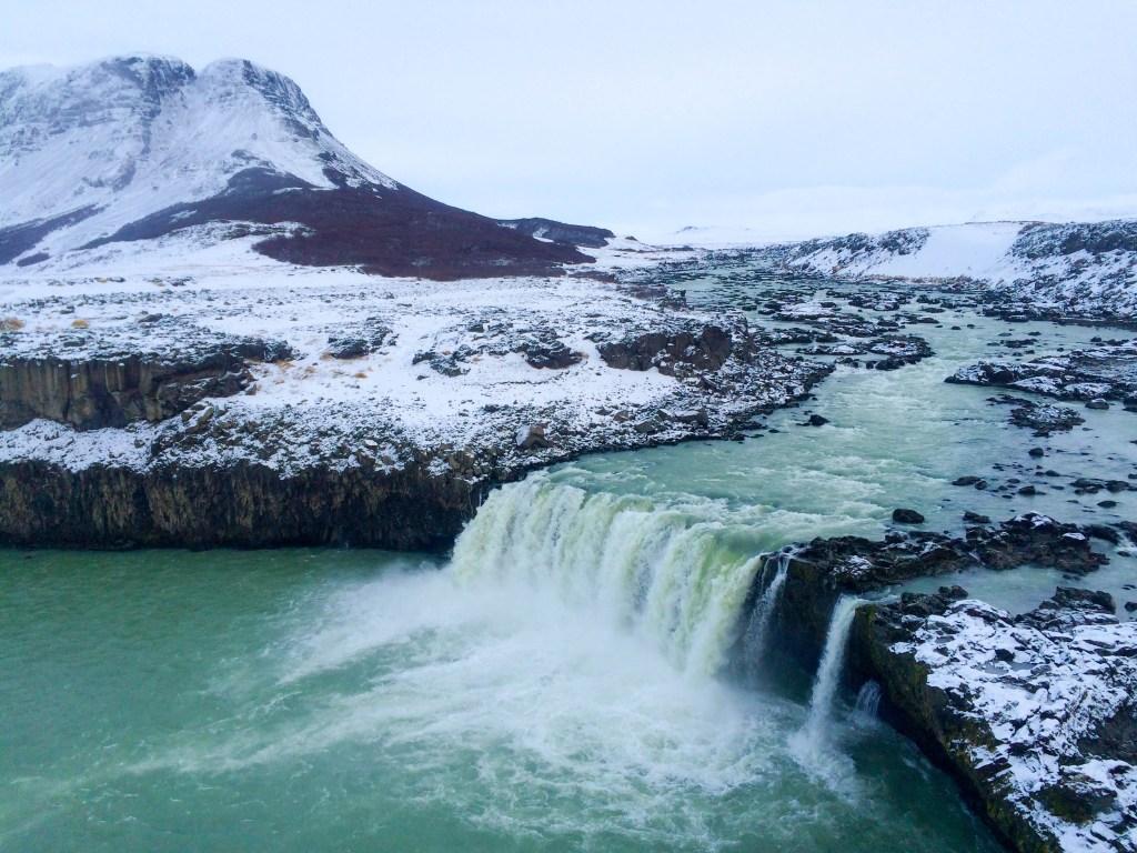 Iceland Hidden Gems: Thjofafoss Waterfall