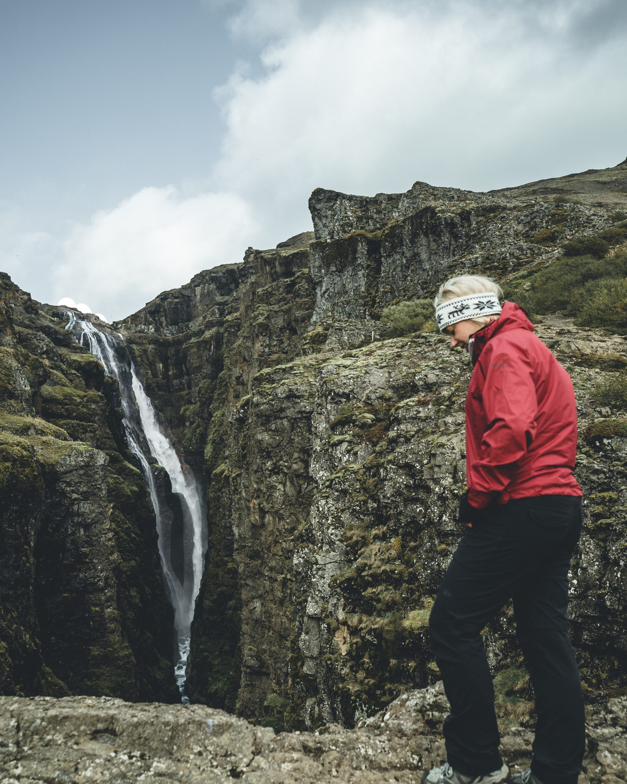 Glymur Waterfall Hike | West Iceland