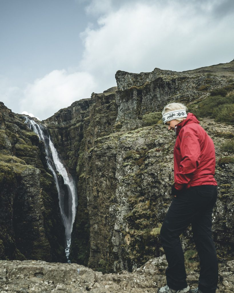 Glymur Waterfall Hike | West Iceland