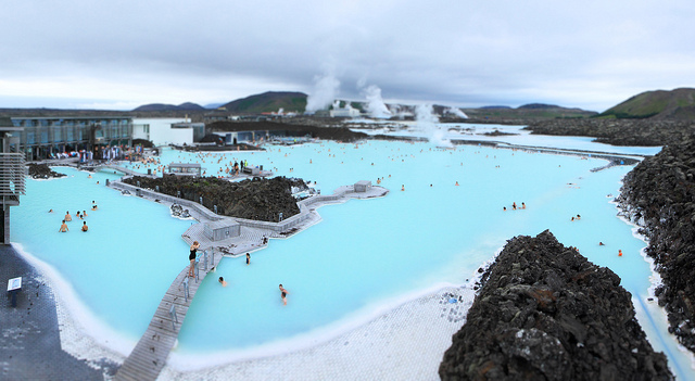Blue Lagoon again