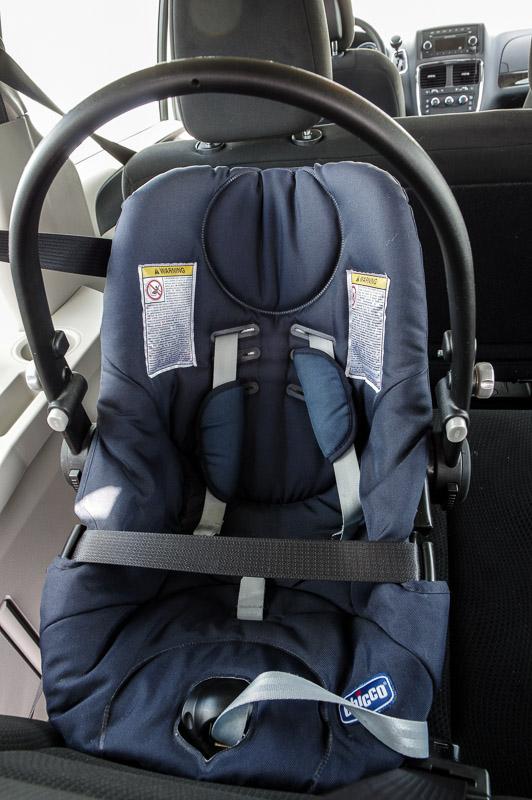 car seat new