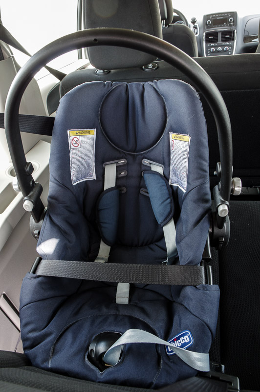 Can Car Rental Companies Put In A Car Seat