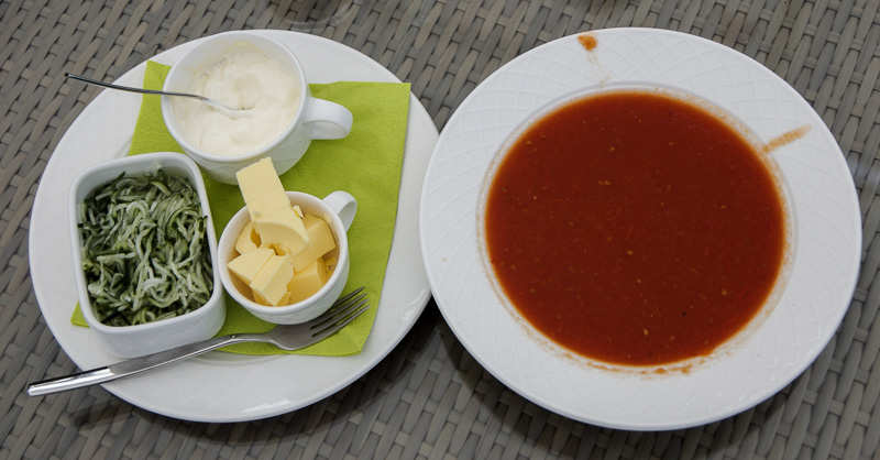 Friðheimar tomato soup