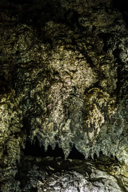 lava cave troll