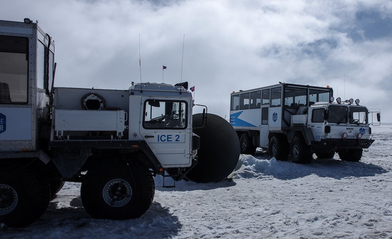 real ice vehicles