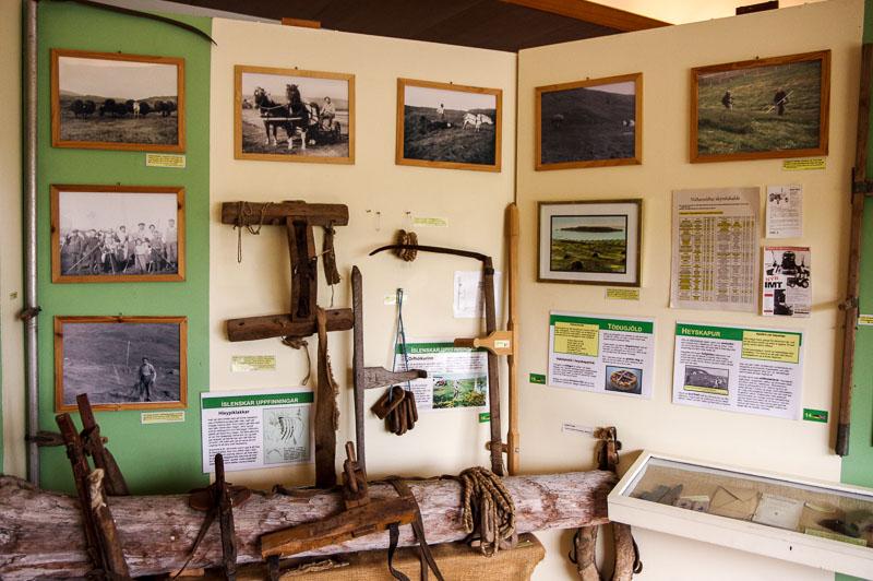 sheem museum display