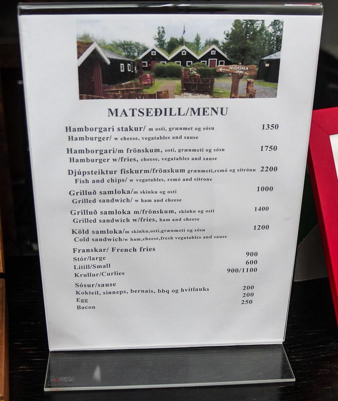 slakki food menu
