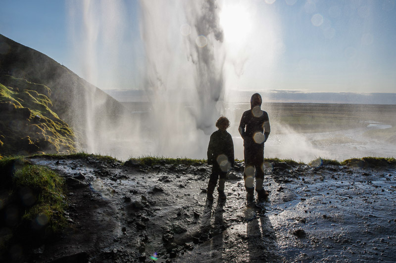 Seljalandsfoss kids better