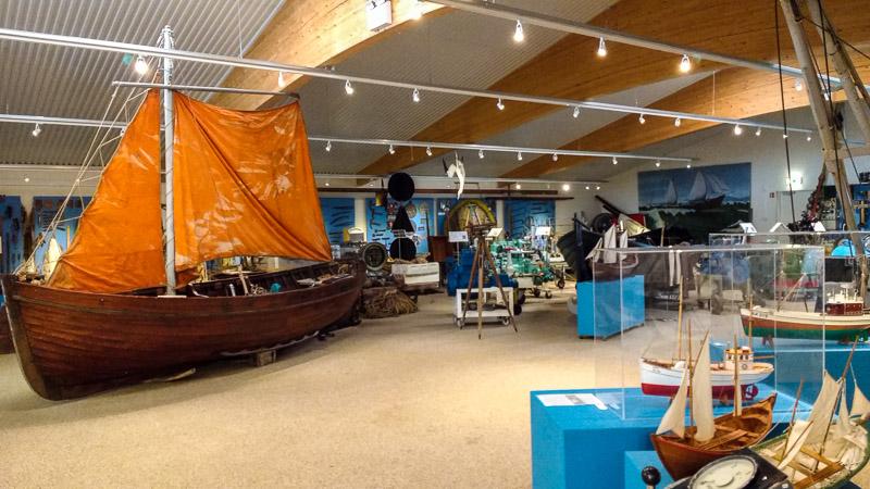gardur folk museum lots of stuff