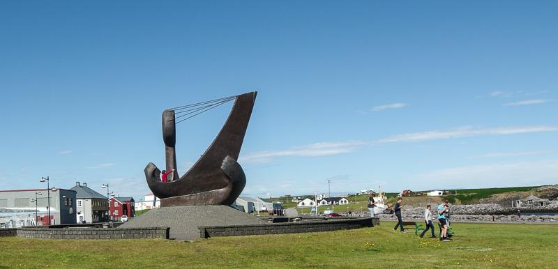 Tuesday, July 26 update: Keflavik Museums: Viking World, Rock 'n' Roll, Duushús