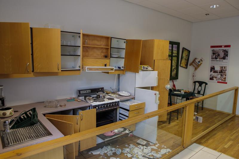 2 Hvergardi earthquake museum
