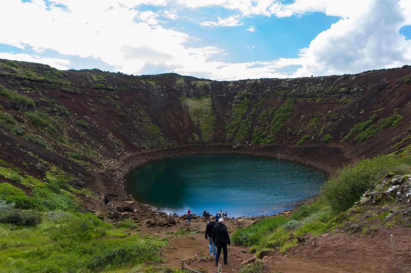 5 kerid crater