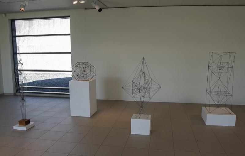 Kópavogur art museum sculptures